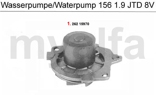 Waterpomp
