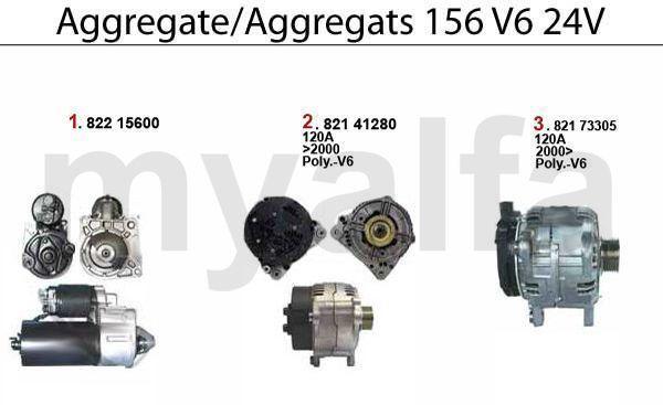 Dynamo V6 24V