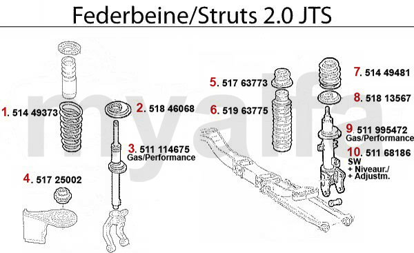Veerpoot 2.0 JTS