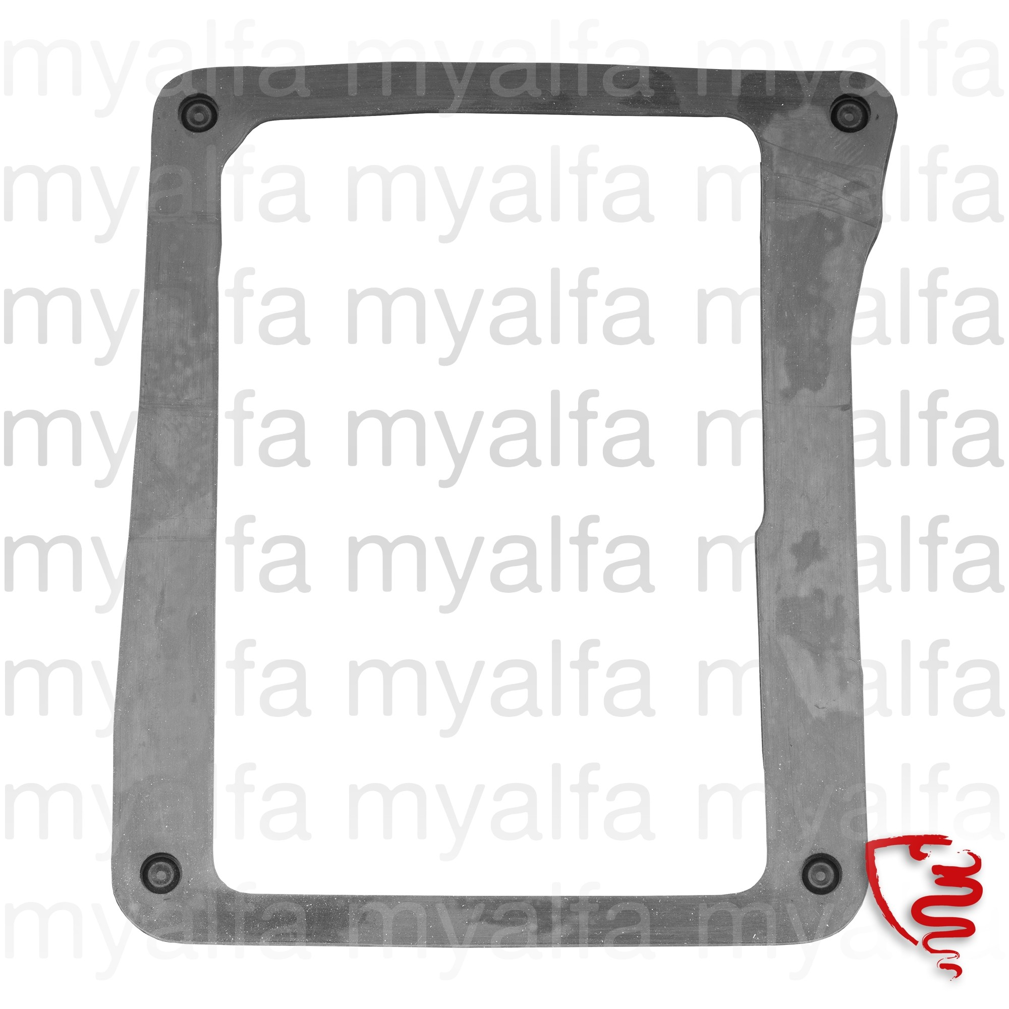 Alfa Romeo RUBBER SEAL FOR PEDAL BOX 105/115, HANGING PEDALS