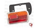 Achterlicht  carello Bertone GT rechts, kunsstof omhulsel