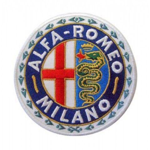 Goede Alfa Romeo Opnaai-emblemen - Kleding SJ-78