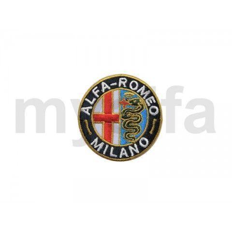 Uitgelezene Alfa Romeo Opnaai-emblemen - Kleding RG-62